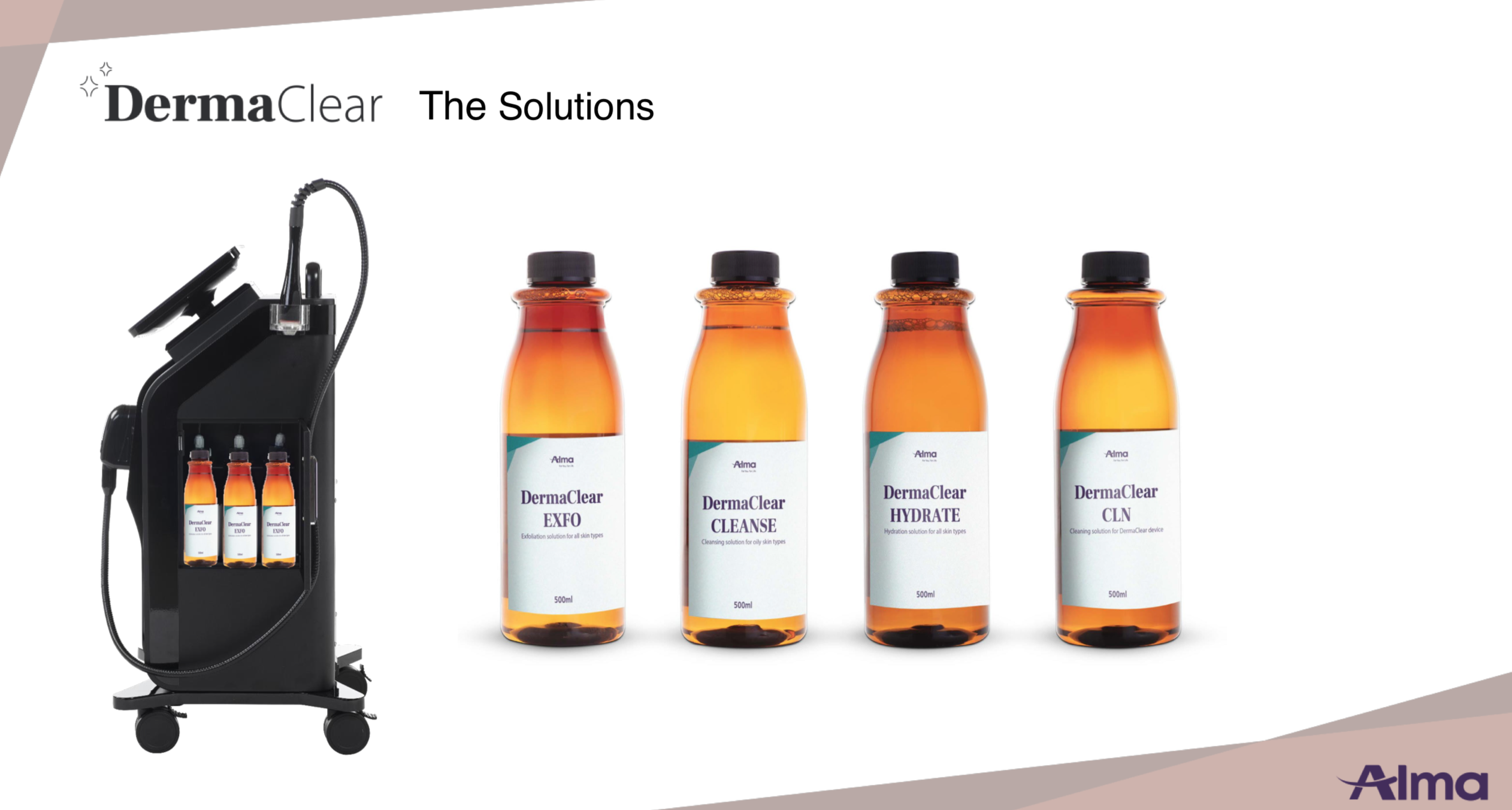 DermaClear The Solutions